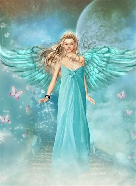 turquoise angel  angels touch llc dba wcf