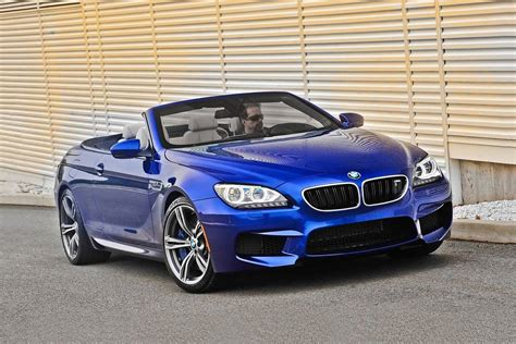 2018 Bmw M6 Convertible Vehie
