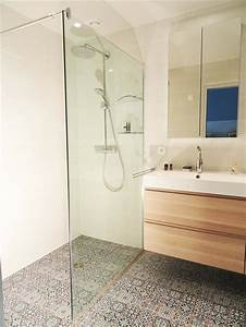 idee amenagement salle de bain 5m2 With amenagement chambre 2 lits