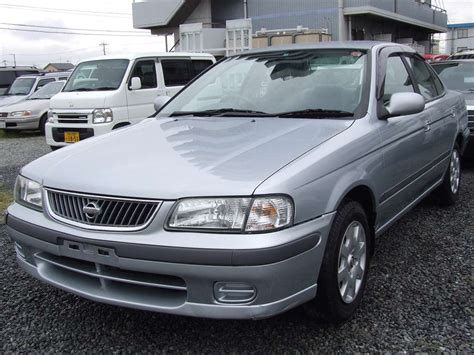 nissan sunny nissan sunny super saloon 2000 used for sale