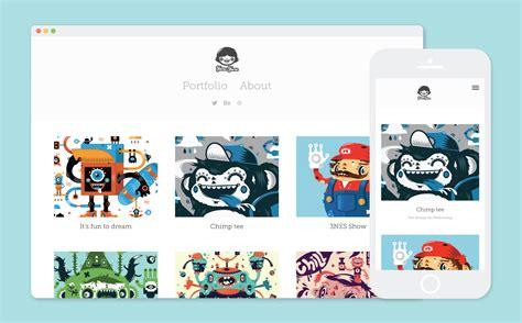 포트폴리오 웹 사이트를 만드는 방법  Adobe Creative Cloud 자습서
