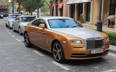 Rolls-Royce Wraith - 15 March 2018 - Autogespot