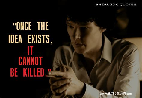 Sherlock Quotes 12 Fascinating Quotes From Popular Sherlock Series