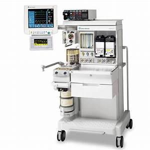 Datex Ohmeda Aestiva  5 Anesthesia Machine  U2013 Mfi Medical