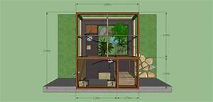 Fabrication D Une Voliere Exterieur : construction de ma voli re pour perruches de bourke ~ Premium-room.com Idées de Décoration