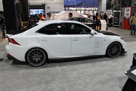 Sema 2018 Wicked 2018 Is350 F Sport In The Seibon Booth