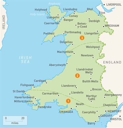 map  wales wales regions rough guides rough guides