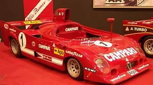 Alfa Romeo Dijon : file alfa romeo 33 tt 12 1975 red vr wikimedia commons ~ Gottalentnigeria.com Avis de Voitures