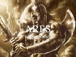 Ares Project By Tyler Russell