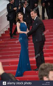 Cannes, France. 21st May, 2017. Adam Sandler & wife Jackie ...