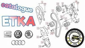 Catalogue Piece Audi : etka catalogue de pi ces r f rences du groupe vag audi seat vw skoda youtube ~ Medecine-chirurgie-esthetiques.com Avis de Voitures