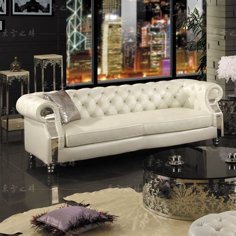 Chesterfield Sofa In Living Room by 2015 New Chesterfield Sofa Modern Living Room Sofas Sf301