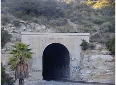 Bridgehuntercom UP Santa Susana Tunnel