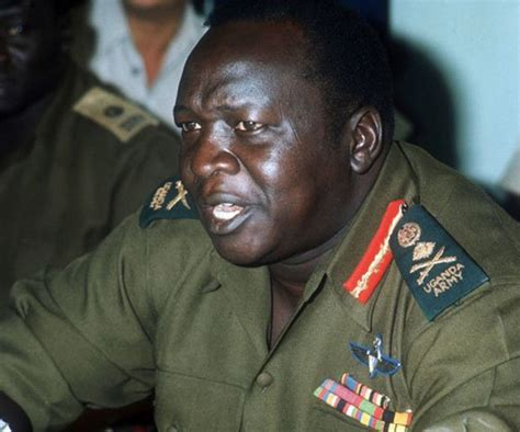 Faces Of Africa, Idi Amin Documentary Out