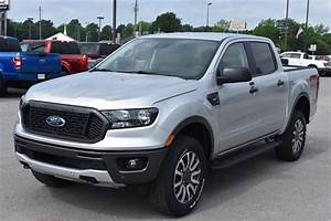 New 2019 Ford Ranger Xlt 4wd Crew Cab Crew Cab Pickup In