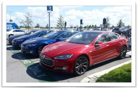 Electric Sedans 2016 by 698 Month Tesla Model S Lease Now On The Table