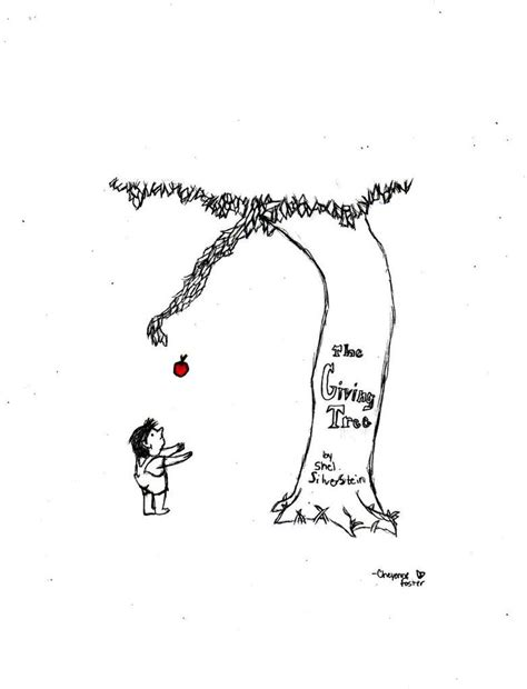 giving tree cover | Literary Sleeve | Pinterest | Tattoo