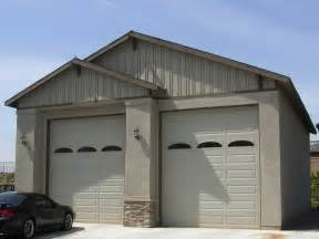 RV Garage Plans with Storage