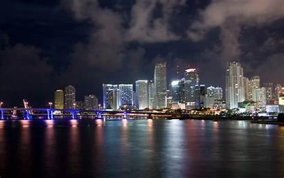 Miami Skyline Houston Background Wallpapers Shining Backgrounds