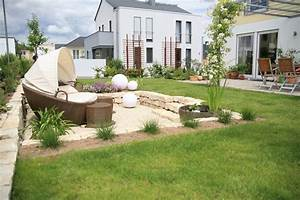 Garten Ideen Deko : modern pergola und atrium garten deko aequivalere ~ Articles-book.com Haus und Dekorationen