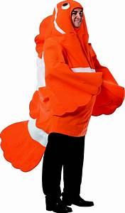 Kostüm Fisch Kind : clown fisch kost m f r erwachsene kost me f r erwachsene und g nstige faschingskost me vegaoo ~ Buech-reservation.com Haus und Dekorationen