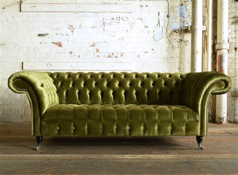 green chesterfield sofa geneva green velvet 3 seater chesterfield sofa abode sofas
