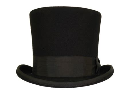 Caroler Top Hat From Hat Cap Exchange