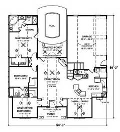 one story house plan house plans and design house plans single story with loft
