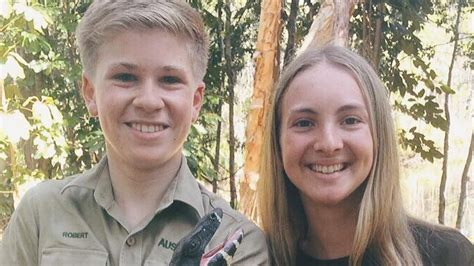 robert irwin     girlfriend