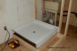 Installation Cabine De Douche : installer le drain d 39 une cabine de douche ~ Melissatoandfro.com Idées de Décoration