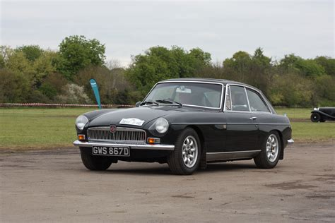 1967 MG MGB-GT | Hagerty – Classic Car Price Guide