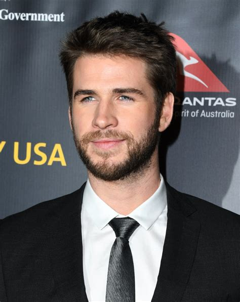 Miley Cyrus Liam Hemsworth at 2019 G'Day USA Gala Pictures ...