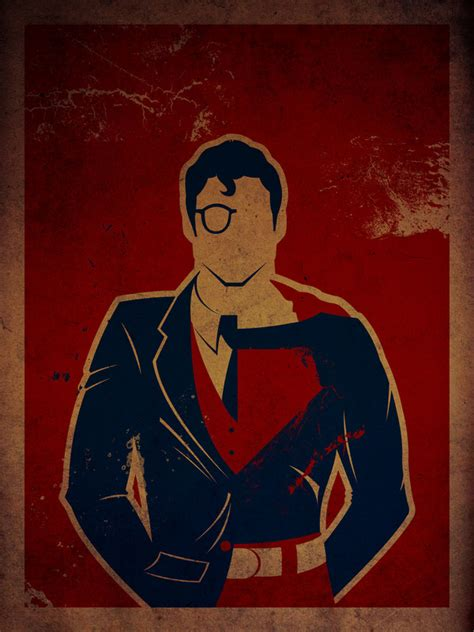 Superhero Alterego Character Art — Geektyrant
