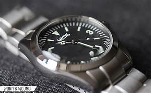 Smiths Everest  Timefactors Prs-25  Review
