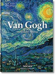 discover gogh the complete paintings taschen books