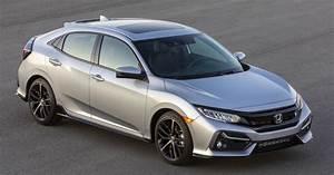 Honda Civic Hatchback Facelift 2020 Didedahkan Di Amerika