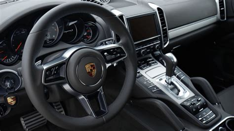 porsche inside porsche cayenne s 2015 interior youtube