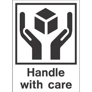 package labelling handle  care pack   ref pl
