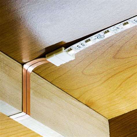 how to hide under cabinet lighting wires flat power wire 2 conductor 8mm power wires cables