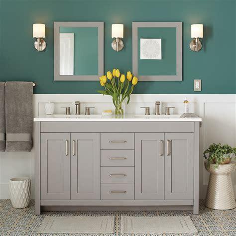 Ideas For Bathroom Vanity by Bathroom Vanity Ideas The Home Depot