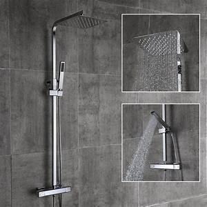 Mischbatterie Dusche Unterputz : mischbatterie dusche thermostate f r auf und unterputz ~ Sanjose-hotels-ca.com Haus und Dekorationen