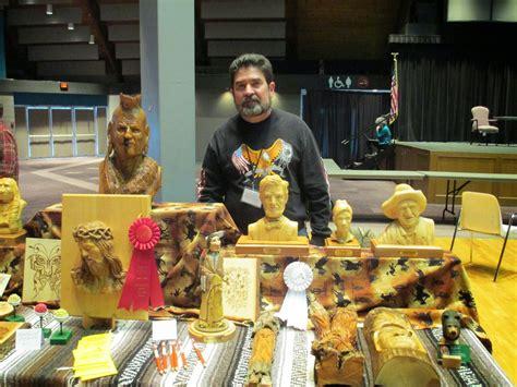 knotty wood spirits  kansas city woodcarvers show