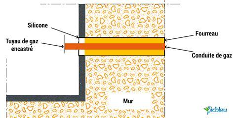 comment d oucher une canalisation de cuisine les normes des tuyauteries de gaz encastrées et apparentes