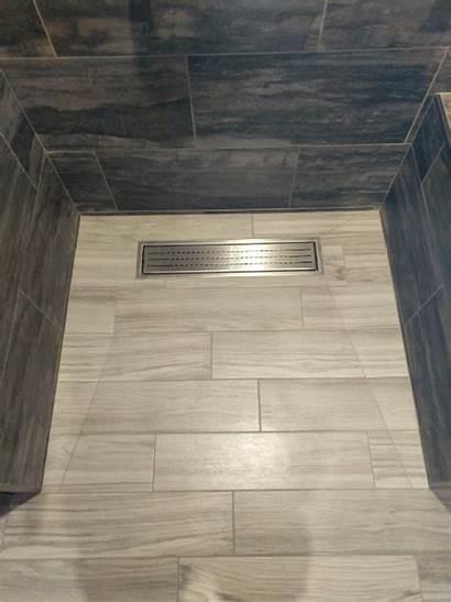 Shower Base Tub Bathroom Hardwood