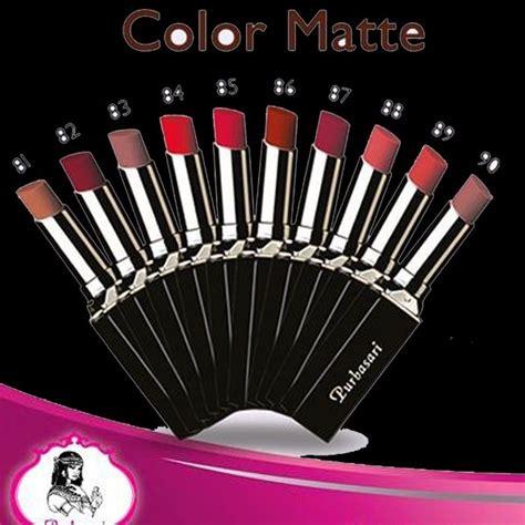 Harga Lipstik Purbasari Asli jual best lipstick matte purbasari lipstik color matte