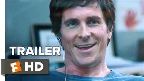 The Big Short Trailer Steve Carell Christian