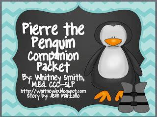 Pierre the Penguin! | Educlips