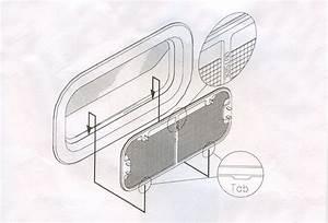 Lewmar Flyscreen
