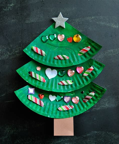 Christmas Crafts For Kids  Easy Christmas Crafts For Kids