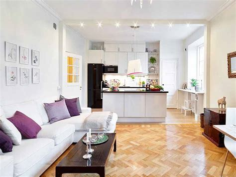 small kitchen living room ideas small open plan kitchen living room ideas uk